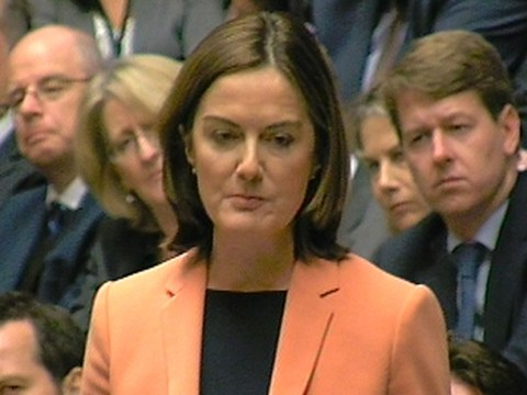 Tory MP Lucy Allan defends faking death threat over Syria air strikes vote