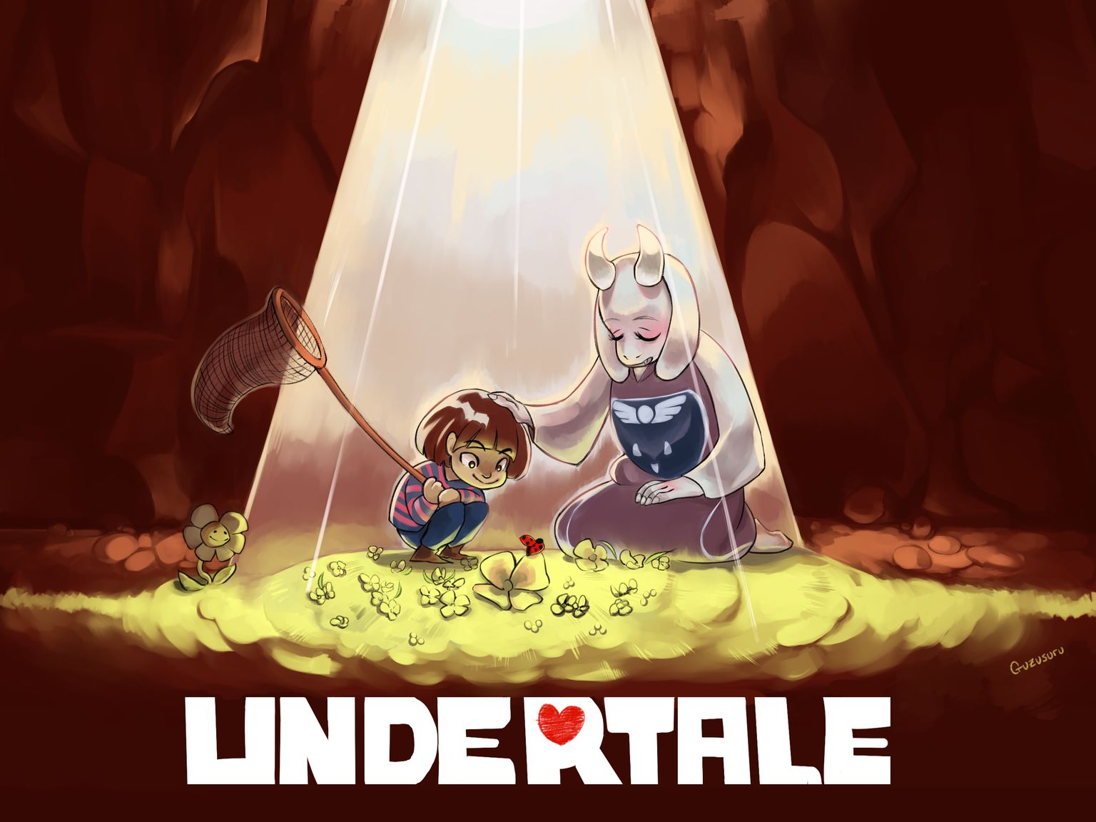 Undertale review – pacifists have more fun