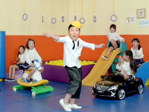 Will Psy's new song Daddy be as big as Gangnam Style?