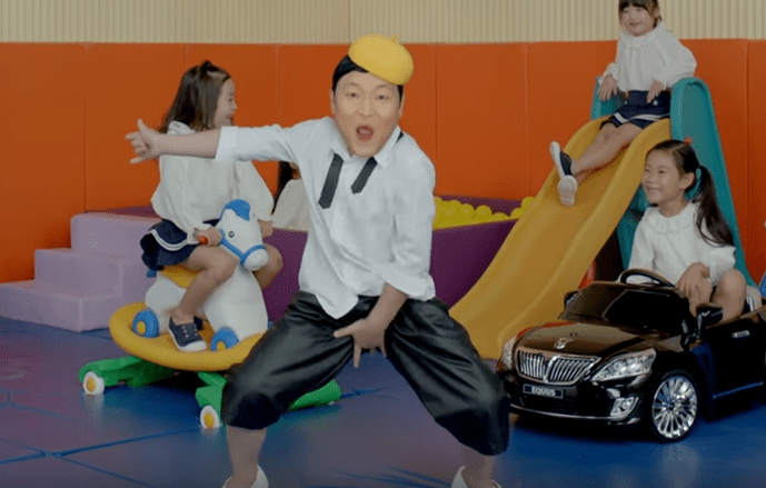 PSY new song