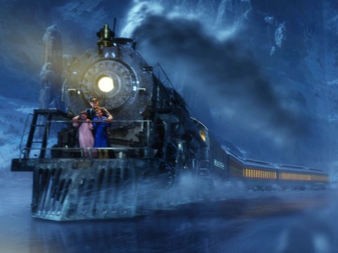 When is The Polar Express on TV for Christmas 2017?