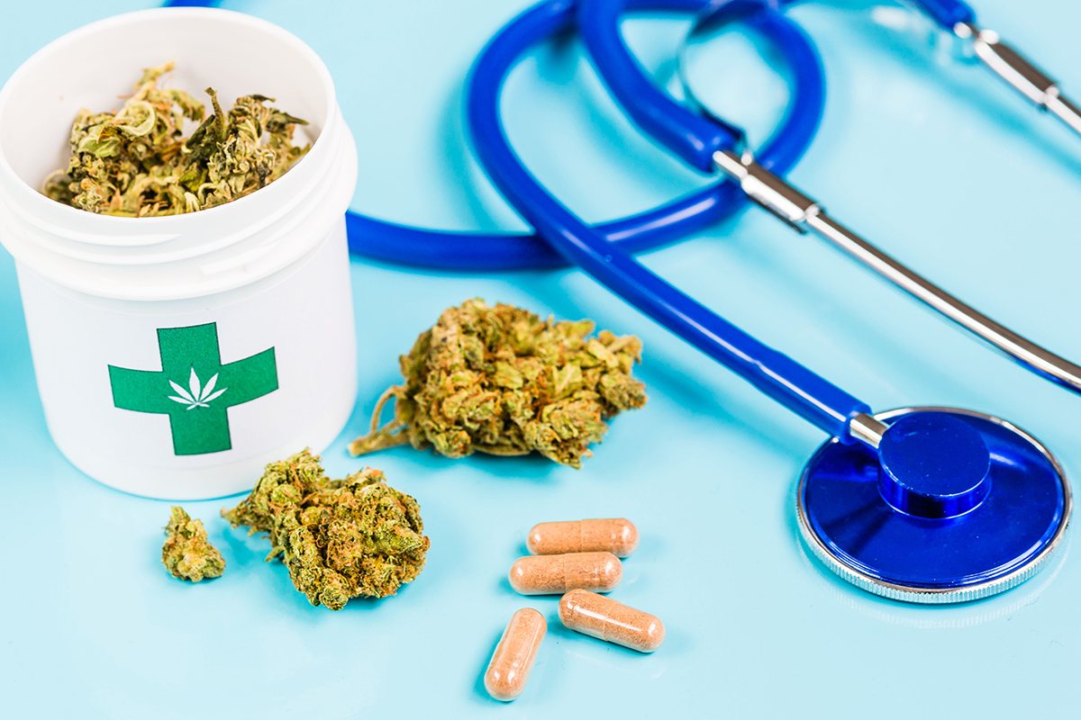 Mandatory Credit: Photo by Voisin/Phanie/REX Shutterstock (3676964fi) Medical cannabis. Various