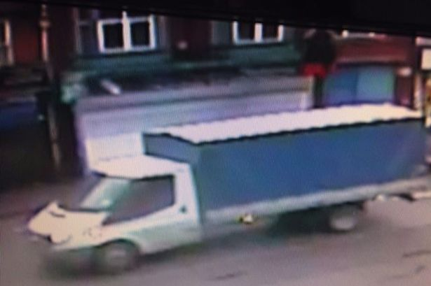 Girl, 13, punched in the face by lorry driver as she walks to school