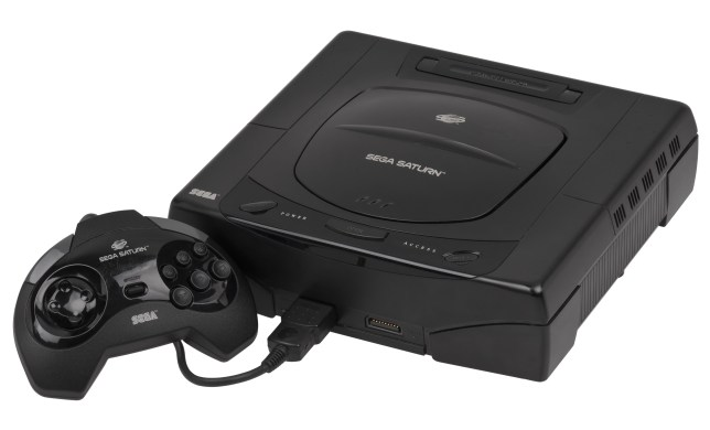 Sega Saturn - the anniversary everyone forgot
