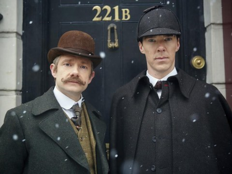 Sherlock co-creator says a team-up with Doctor Who will NEVER happen!