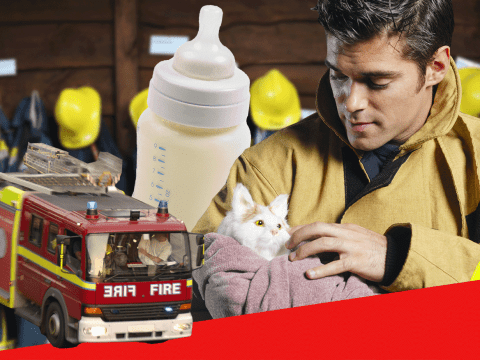 Weird 999 calls: Are firefighters really needed to warm baby's milk or remove rings stuck on a penis?