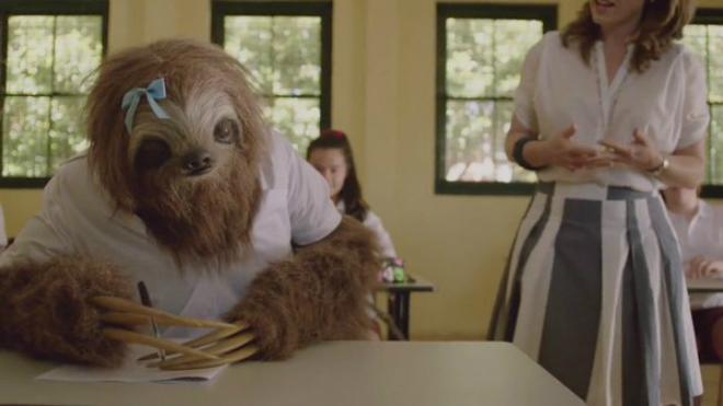 'Stoner Sloth' tells Australian kids to stop smoking weed, it's hilarious
