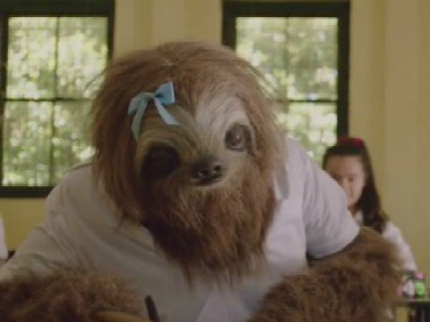 'Stoner Sloth' tells Australian kids to stop smoking weed, it's hilarious