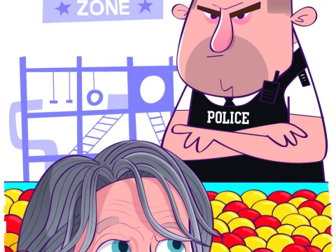 Richard Herring: I've gone soft – and I love it