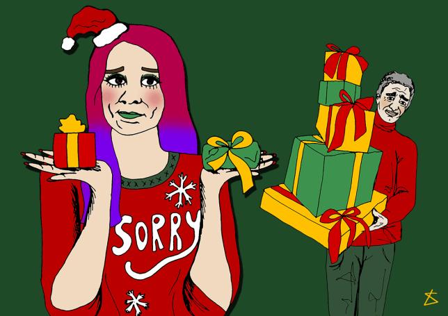 18 reasons Christmas sucks in your twenties SorryDad_Illustration_Liberty Antonia Sadler_Metro