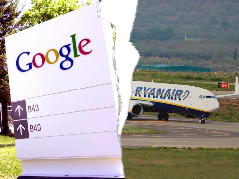 Ryanair declares war on Google over 'misleading' price adverts