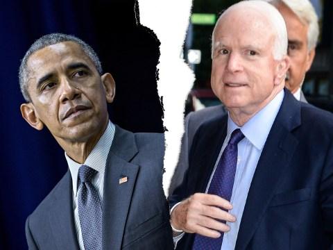 Republicans have been making Barack Obama look darker in campaign literature
