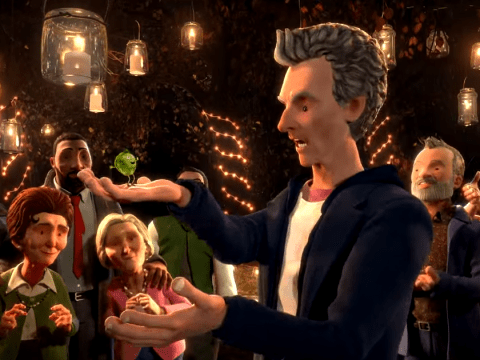 Doctor Who, Sherlock and Mary Berry save a lonely sprout in touching BBC Christmas advert