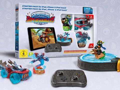 Skylanders SuperChargers iOS review – console gaming without the console