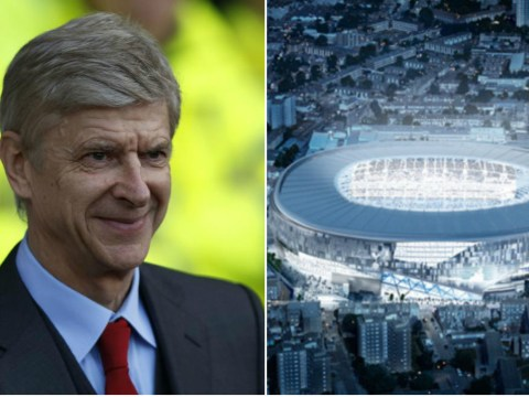 Arsenal boss Arsene Wenger says they'll put more seats in Emirates to outdo Tottenham's stadium plans