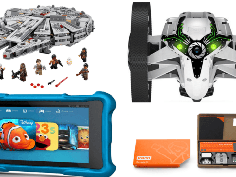 These are the tech and gadget presents your kids really want this Christmas