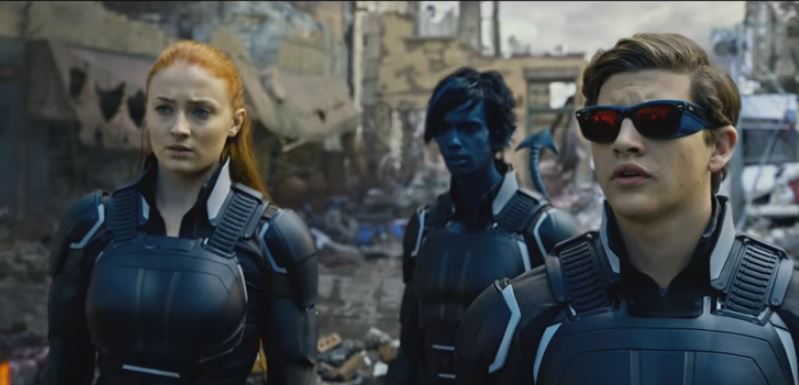 Other newcomers to the franchise include Sophie Turner (Picture: 20th Century Fox)