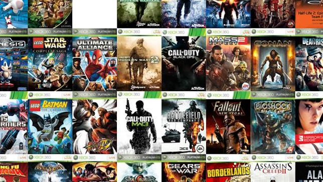 Full List of Xbox Games That Work on Xbox 360