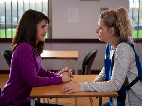 Emmerdale spoilers: Charity Dingle teams up with Emma Barton after blackmail plot