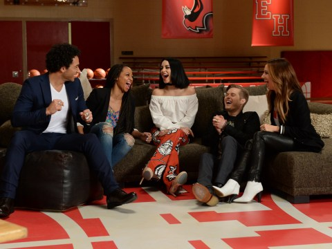 The cast of High School Musical reunited for their 10-year anniversary…without Zac Efron