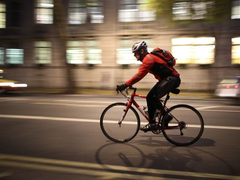 Should cyclists should be made to get a licence?
