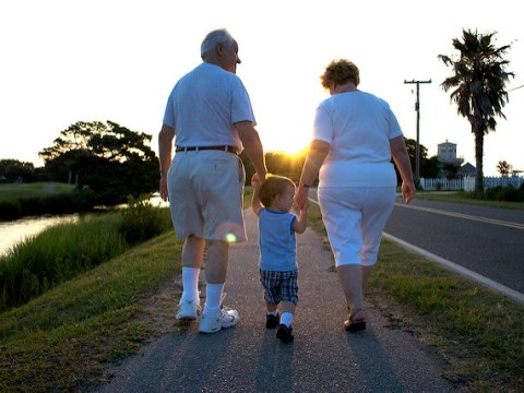 Grandma writes sweet letter to grandson – Grandpa couldn't care less