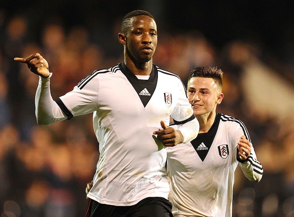 Fulham forward Moussa Dembele having Tottenham medical after Spurs agree transfer deal