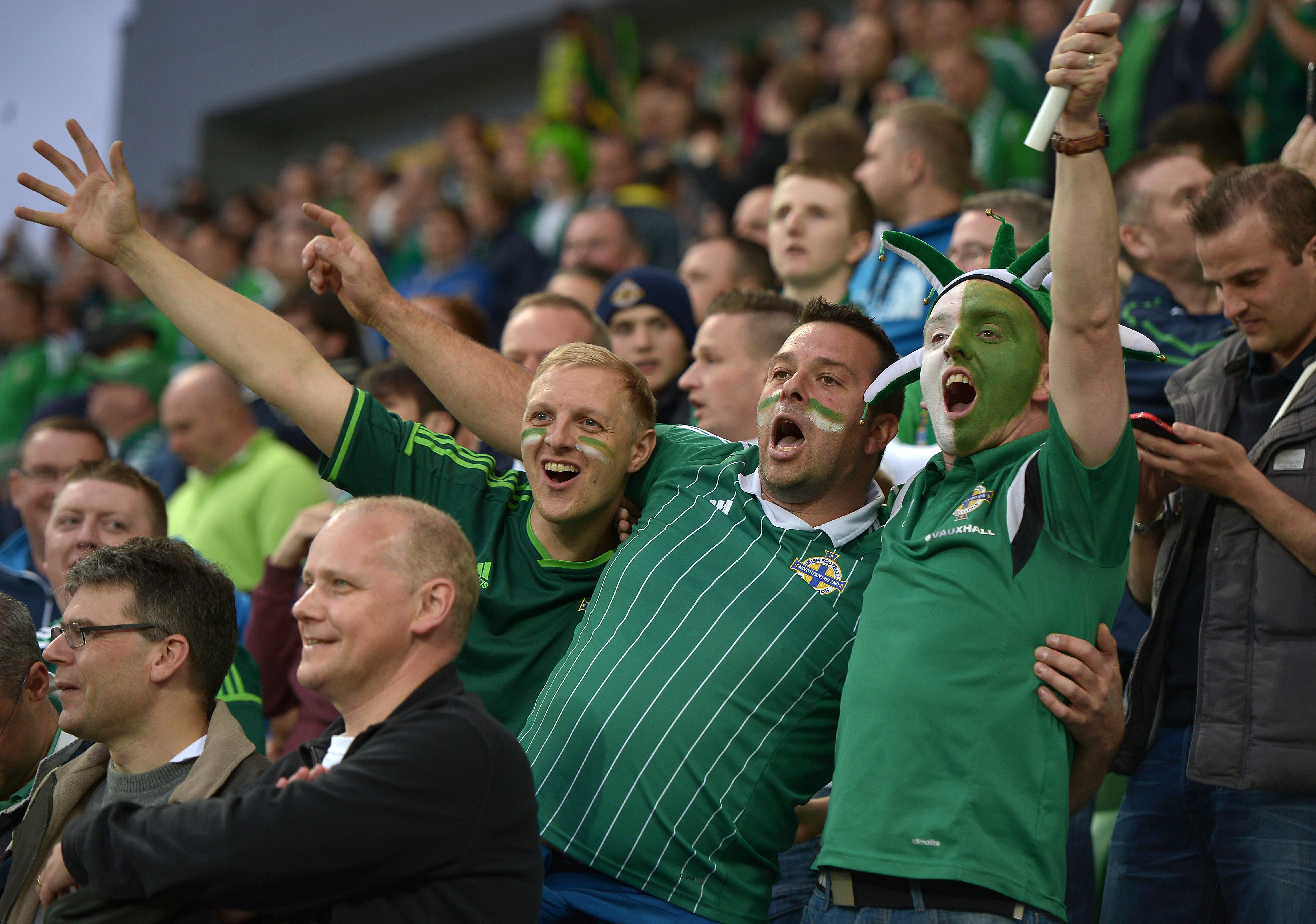 Northern Ireland fan receives 12-month banning order for performing Birdie Song on touchline