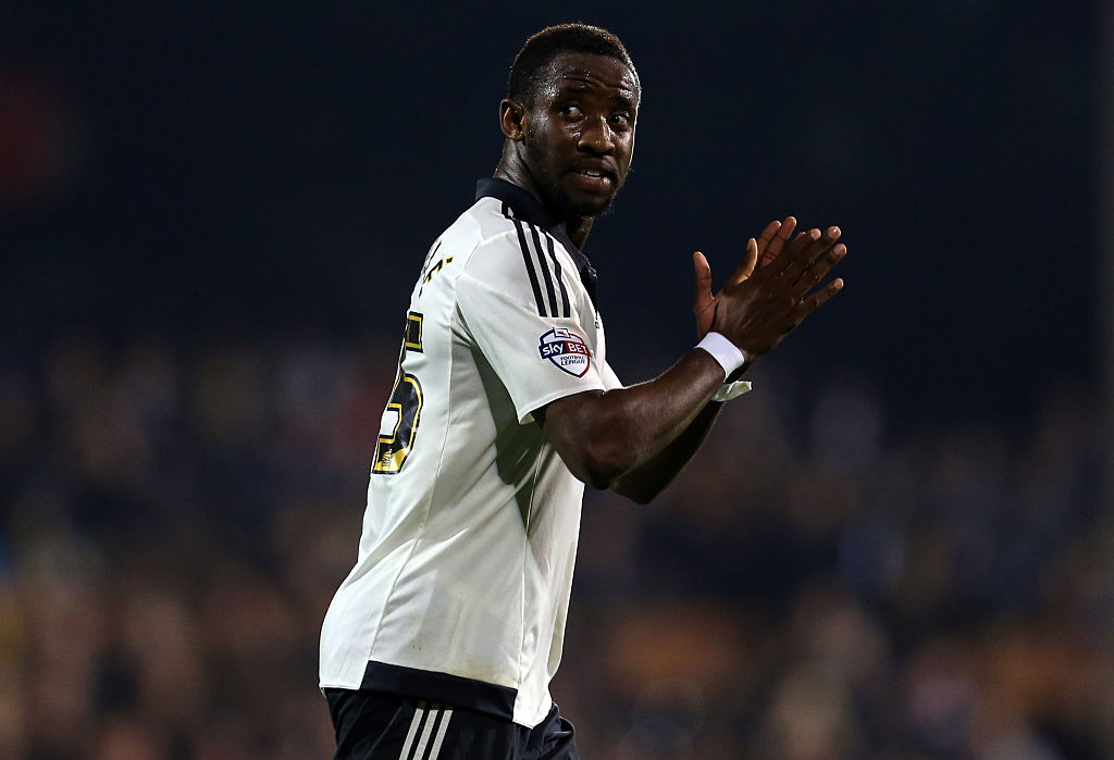 Tottenham in talks to sign Fulham forward Moussa Dembele – report