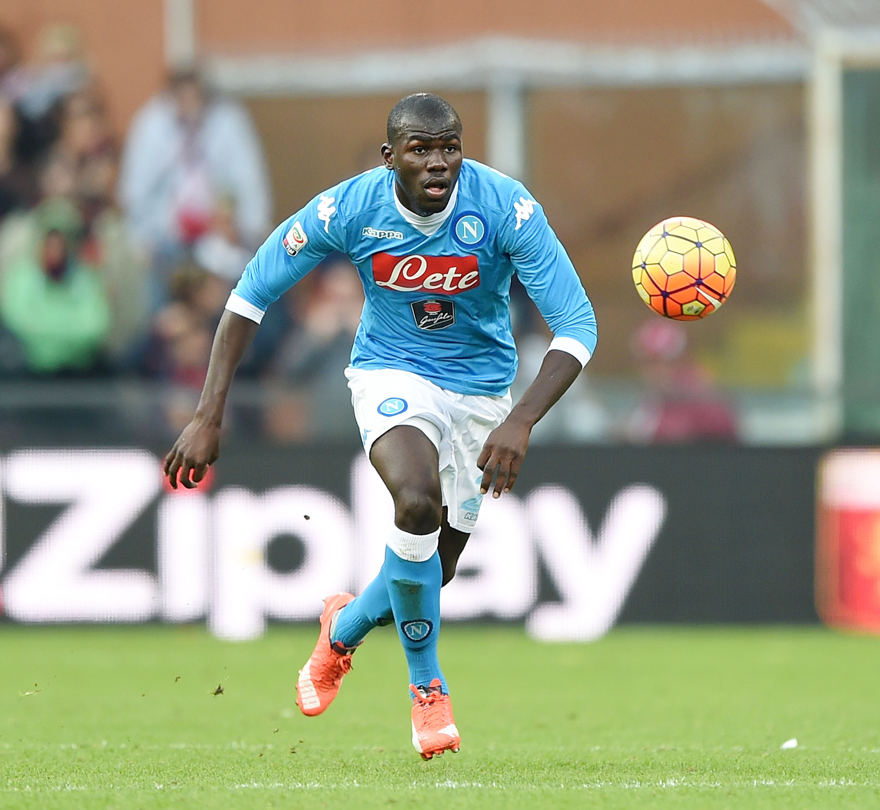 Newcastle United submit £18.8m for Napoli defender Koulibaly