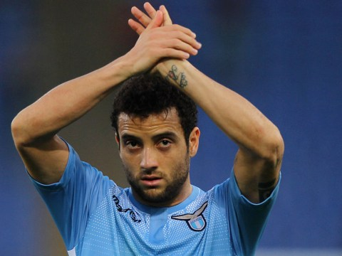Lazio tell Manchester United to put up £36m bid for Felipe Anderson – report