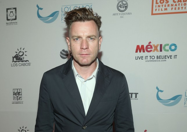 CABO SAN LUCAS, MEXICO - NOVEMBER 14: Actor Ewan McGregor attends The 4th Annual Los Cabos International Film Festival closing night gala on November 14, 2015 in Cabo San Lucas, Mexico. (Photo by Jesse Grant/Getty Images for Leisure Opportunities)