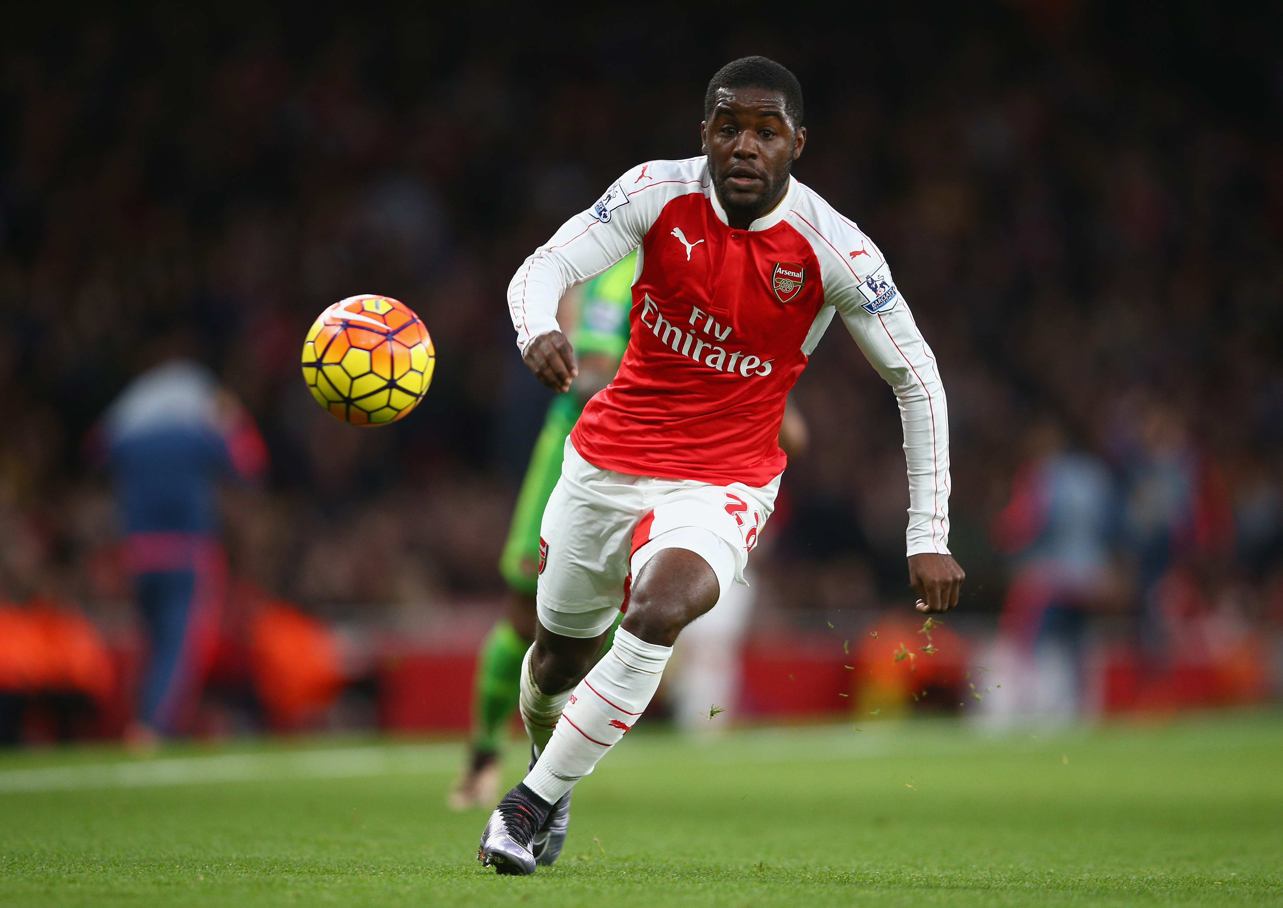 Arsenal's Joel Campbell hints at uncertainty over transfer future