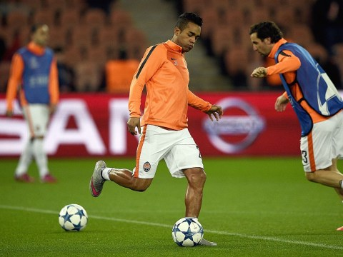 Shakhtar Donetsk's Alex Teixeira 'very happy' with Chelsea interest