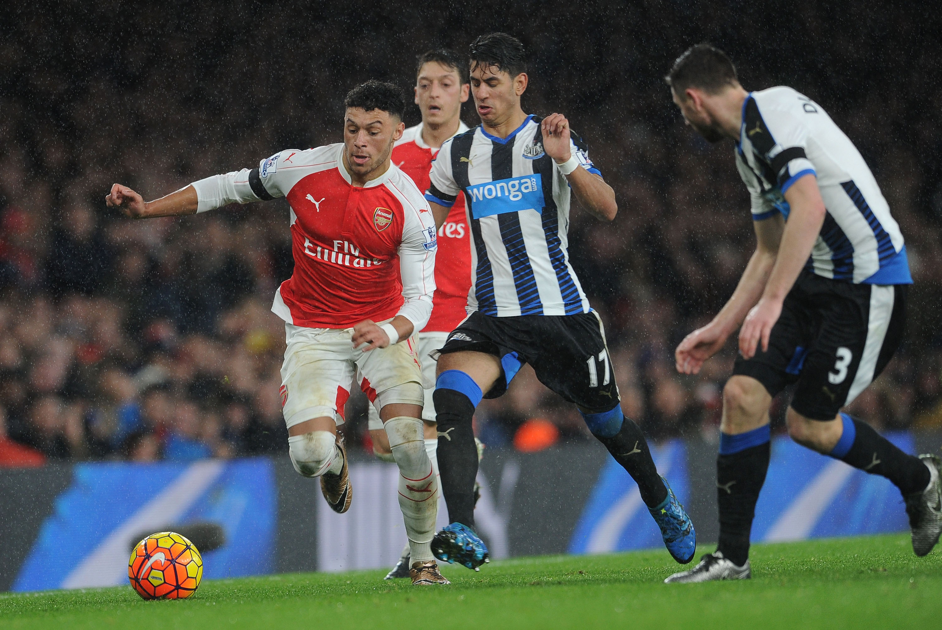 Could 2016 be make or break for Alex Oxlade-Chamberlain's Arsenal career?
