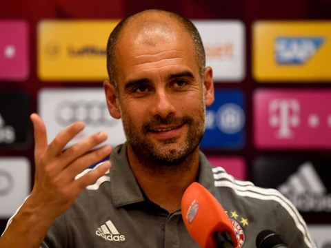 Has Pep Guardiola hinted he's waiting to succeed Arsene Wenger at Arsenal?