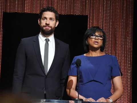 13 hours' John Krasinski calls the lack of diversity in 2016 Oscar nominations 'a horrible shame'