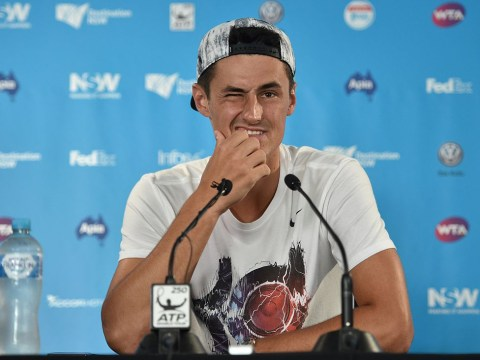 Bernard Tomic hits back at Roger Federer criticism after Australian open win