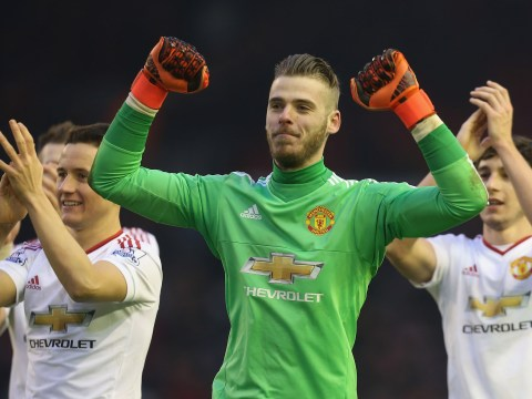 Real Madrid transfer target David de Gea's long-term future is now firmly with Manchester United
