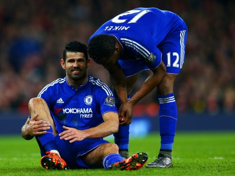 Chelsea injury news: Diego Costa's fitness could be vital for Chelsea's season