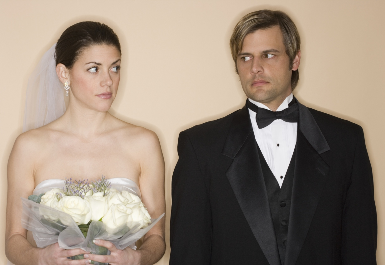 18 things no one tells you about planning a wedding