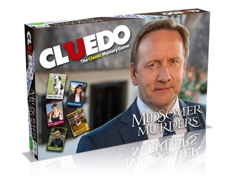 There's going to be a Midsomer Murders edition of Cluedo