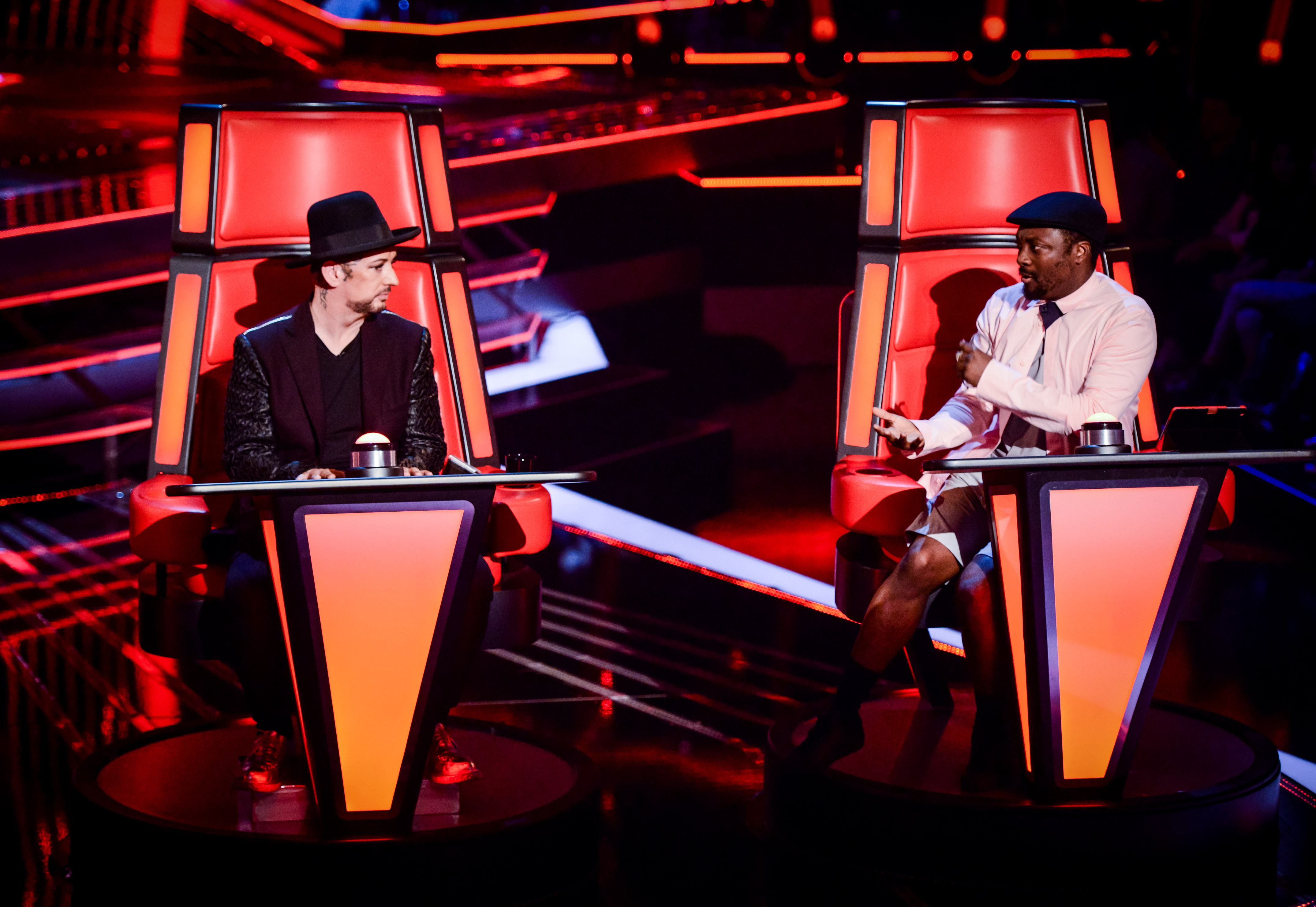 The Voice 2016: 15 things we noticed during the first blind auditions