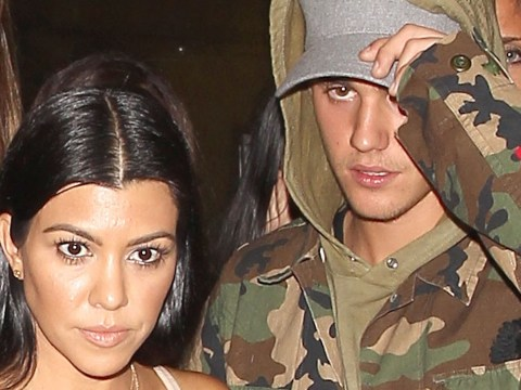 It may be 2017 but it seems Kourtney Kardashian and Justin Bieber are still hooking up