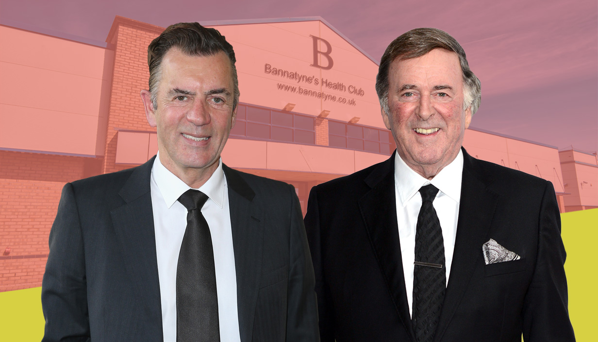 Duncan Bannatyne slammed for plugging gyms off the back of Wogan's death Credit: Getty Images