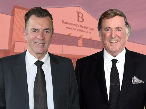 Duncan Bannatyne hit with Twitter rage for 'plugging' his gyms on the back of Terry Wogan's death
