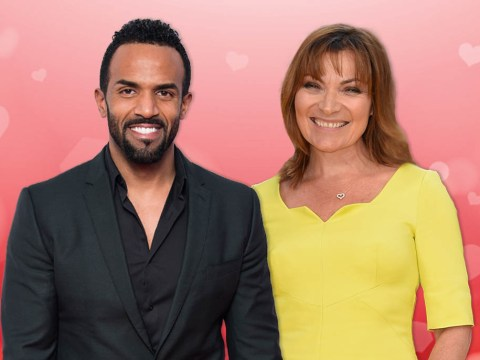 Craig David and Lorraine Kelly are having a love-in on Twitter and it's beautiful