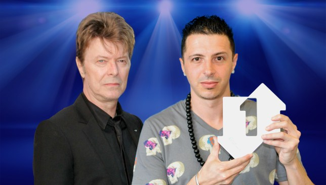 A lot of people think dance music artist David Zowie died and not David Bowie Credit: REX/Getty Images