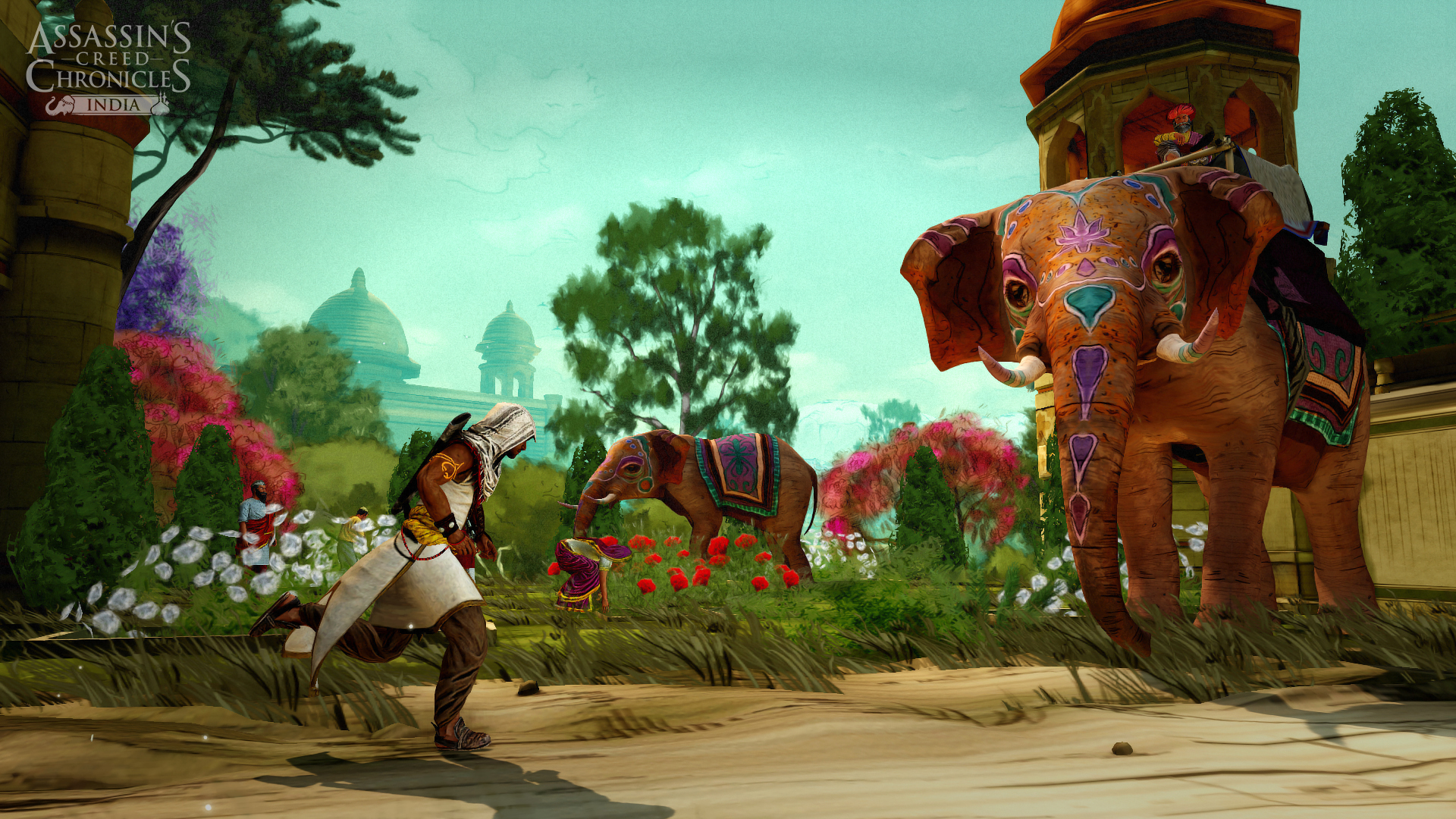Assassin's Creed Chronicles: India (PS4) - new setting, familiar gameplay