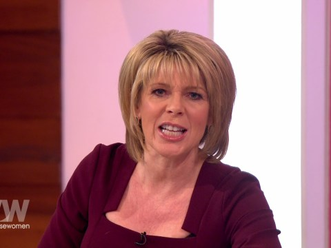 Did Ruth Langsford just throw shade at Katie Price while bigging up Vicky Pattinson?